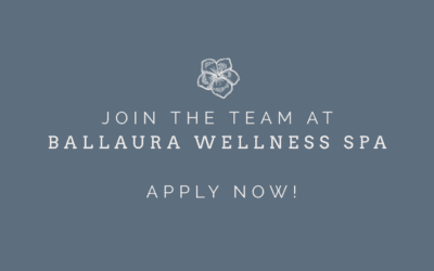 Were Hiring for a Masage Therapist