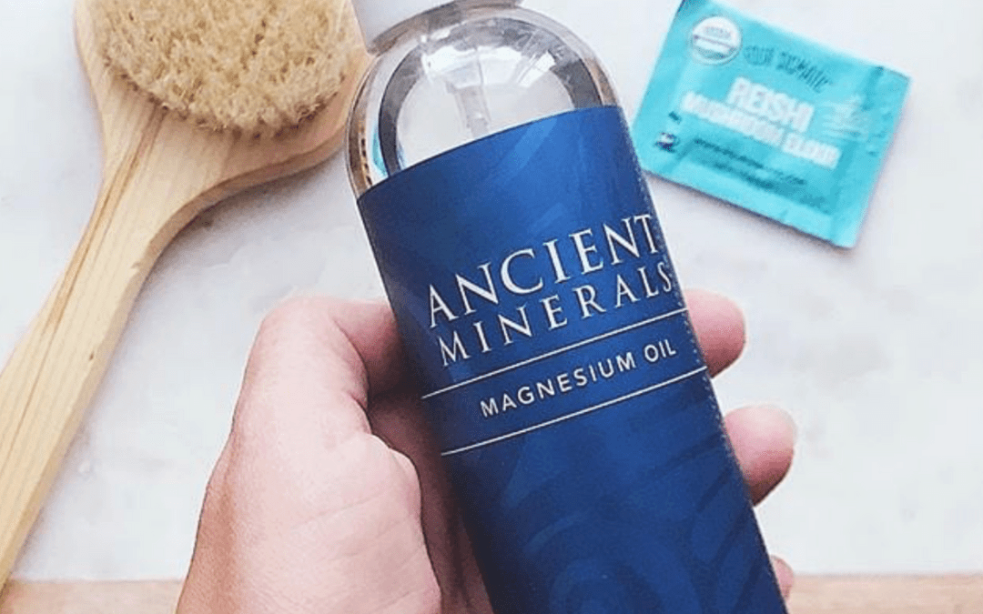 5 Reasons to Add Magnesium to Your Massage